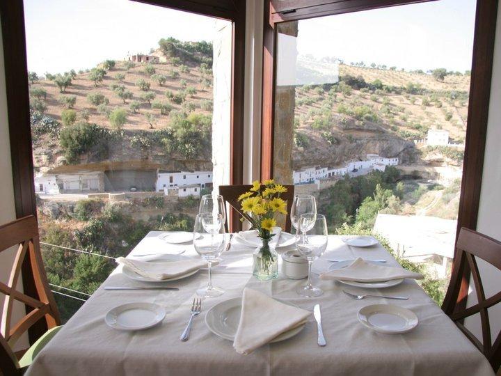 Restaurante hotel Villa Setenil